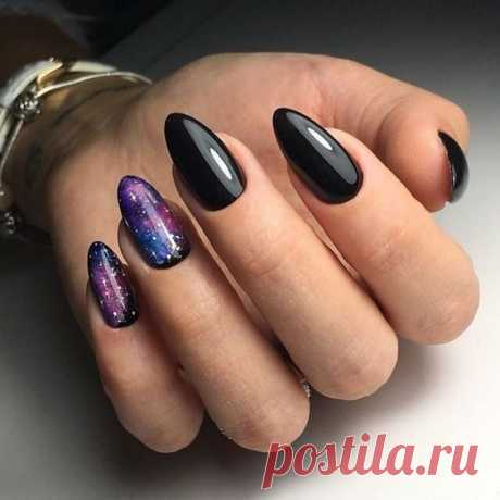 Роскошные идеи для украшения ногтей этой осенью / Все для женщины
