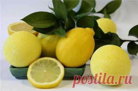 Лимон— убийца семи болезней — Сияние Жизни