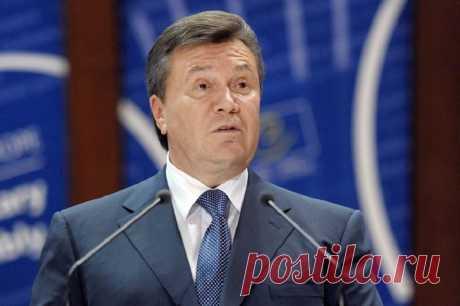 Янукович ответил: компромат на майданных чиновников отправился в США | В мире