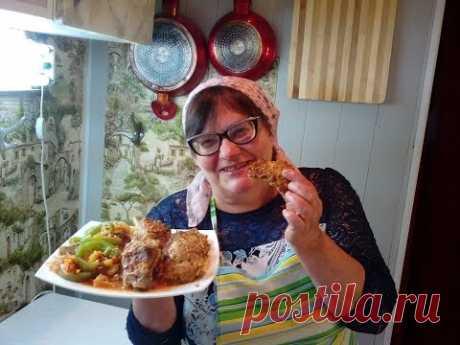 Картофляники-драники с мясом - мамин рецепт!