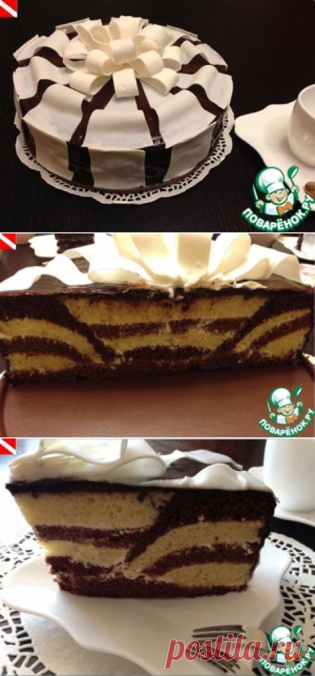 """Торт """"От души"""" - кулинарный рецепт"""