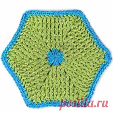 Плотный мотив для коврика или подставки