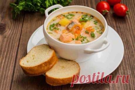 20 сырных супов, которые съедаются подчистую всегда