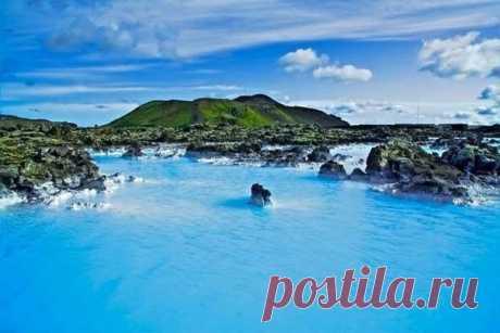 Голубая Лагуна Исландии - Путешествуем вместе