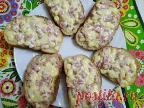 Вкусные бутербродики на вечерний перекус   Жизнь на кухне   Яндекс Дзен