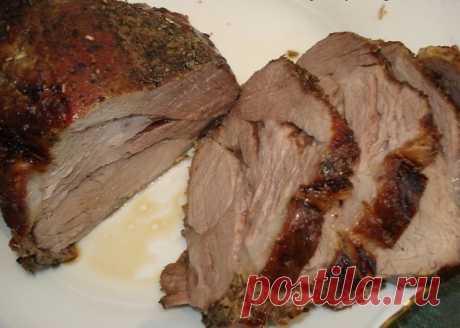 Как приготовить запеченная в горчице свинина - рецепт, ингредиенты и фотографии