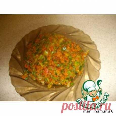Кысыр - кулинарный рецепт