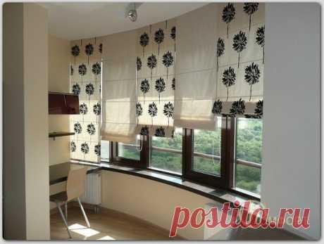 Шьем римские шторы / Необычные поделки