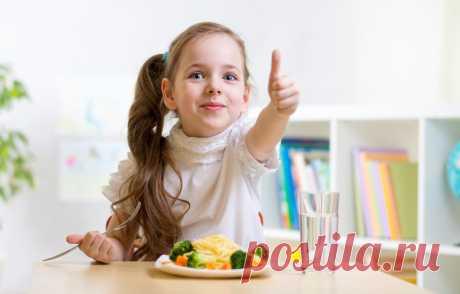Капризы отменяются: как научить ребенка есть все • INMYROOM FOOD