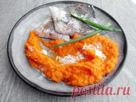 Дома ем как в ресторане. На гарнир теперь готовлю не картофельное пюре, а морковное. Друг шеф-повар научил, а я показываю вам   Домашняя кухня Алексея Соколова   Яндекс Дзен