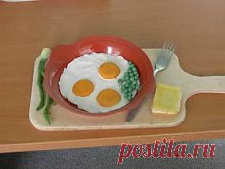 А Вы умеете готовить вкусную яичницу? | Еда и кулинария