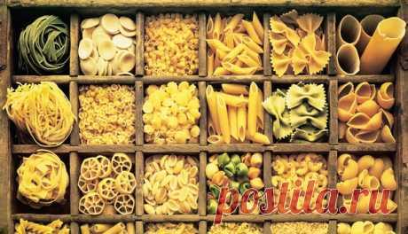 Итальянская паста - виды, рецепты, фото, история Все о итальянской пасте: история появления, виды и фотографии, способы приготовления и традиционные рецепты, а также интересные факты.