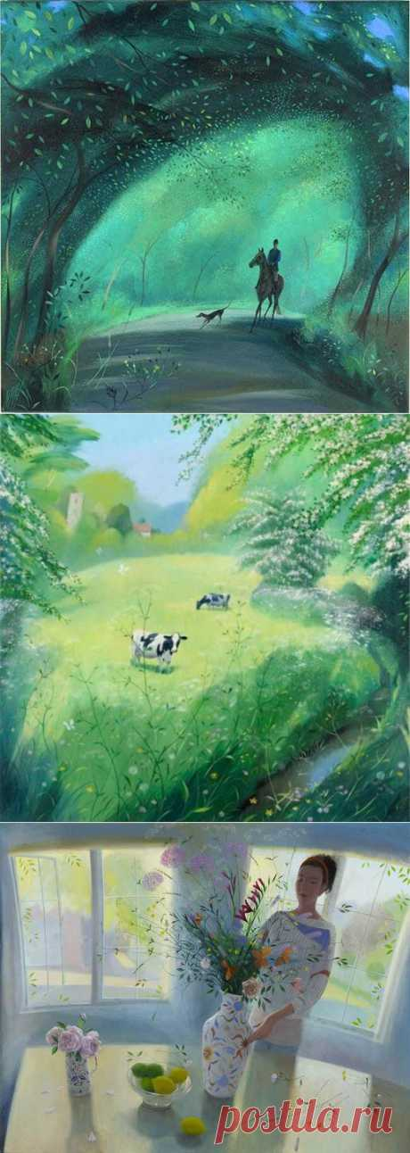 English artists. Game with space of Nicholas Hely Hutchinson   soul Music