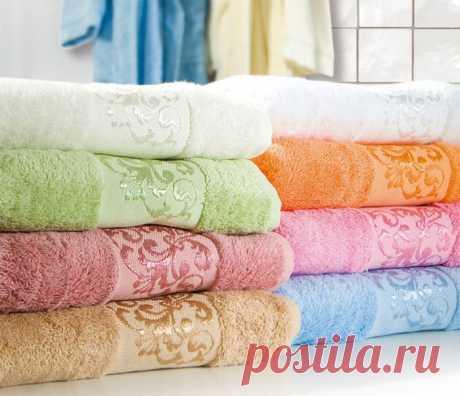Как сделать махровые полотенца мягче фото 784