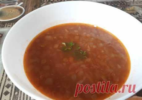 (4) Фасолевый суп - пошаговый рецепт с фото. Автор рецепта Юна Чорыш . - Cookpad