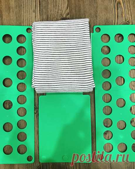 Доска для складывания одежды с Алиэкспресс — Шопинг Блог
