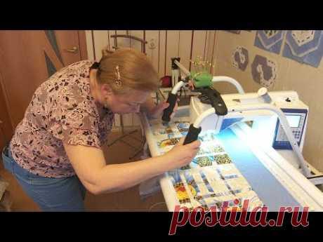 Неординарные вещи в технике пэчворк от Галины Семёновой
