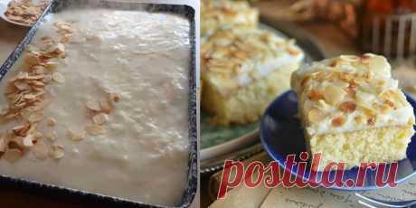 Арабский молочный пирог - БУДЕТ ВКУСНО! - медиаплатформа МирТесен