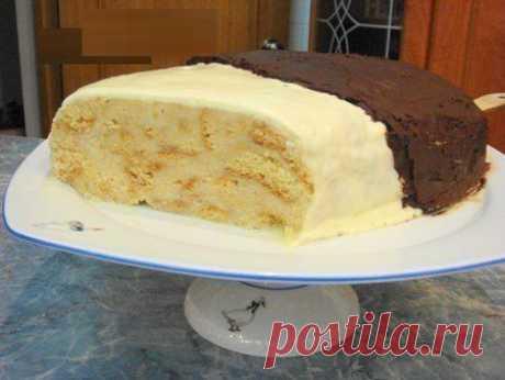 "Шустрый повар.: Торт ""Эскимо"""