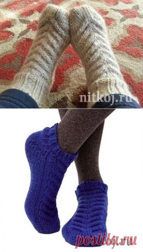Носки-тапочки «Baronial»