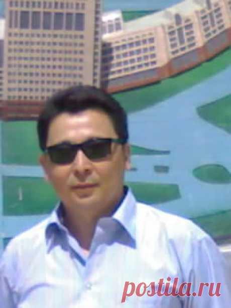Берик Калыбаев