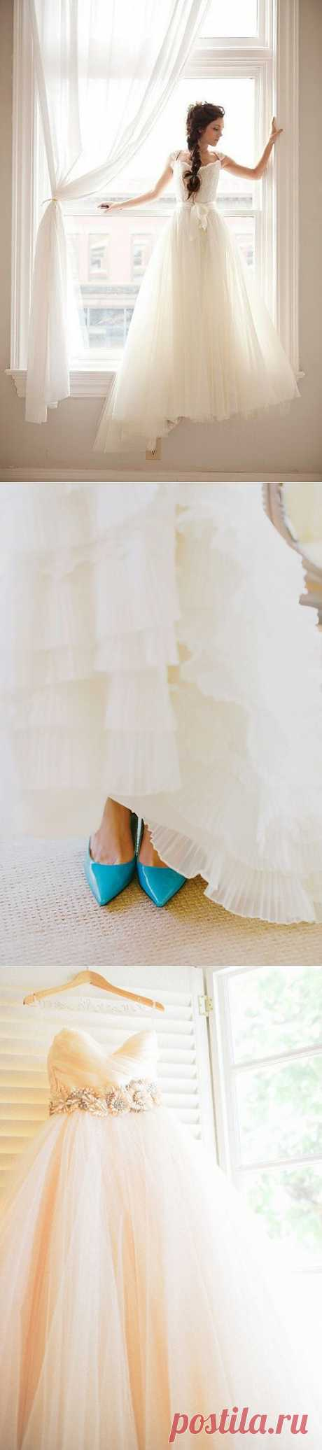 Мечта невесты: платье принцессы - WeddyWood