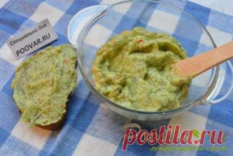 Классический гуакомоле (Новогоднее блюдо) рецепт пошагово с фото как приготовить готовим дома на скорую руку