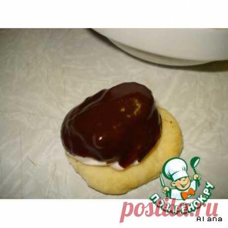 Настоящая шоколадная глазурь - кулинарный рецепт
