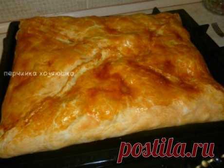 Предлагаю испечь татарский пирог *Кубете*