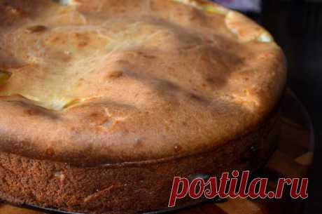 Заливной пирог с рыбой - пошаговый рецепт с фото - как приготовить - ингредиенты, состав, время приготовления - Дети Mail.Ru