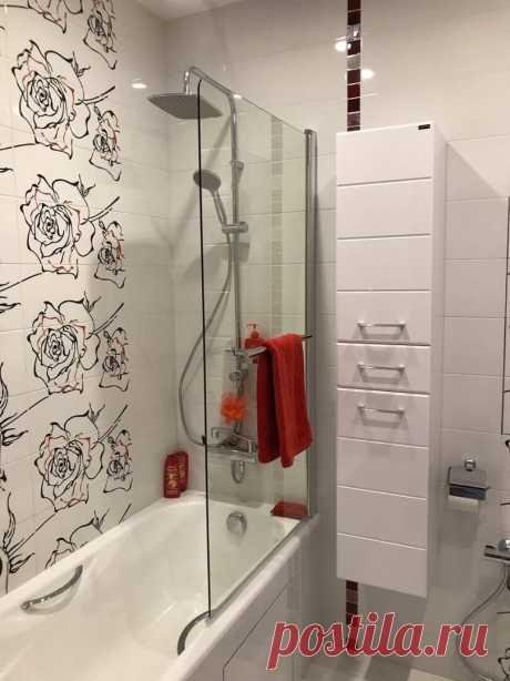 Шикарный дизайн ванной комнаты на 4 м2. Один из самых продуманных вариантов, что я видела. А как всё подобрано до мелочей | ПЕРЕЖИТЬ РЕМОНТ | Яндекс Дзен
