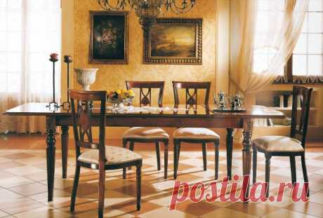 Мебель гостиная Италия классика - Maison Philippe
