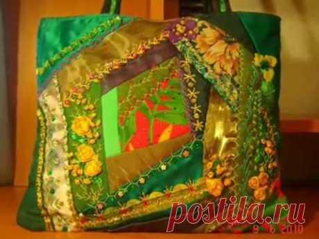 Декоративные швы для отделки и украшения