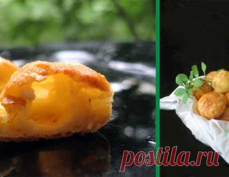 Гужеры по рецепту Алена Дюкасса – кулинарный рецепт