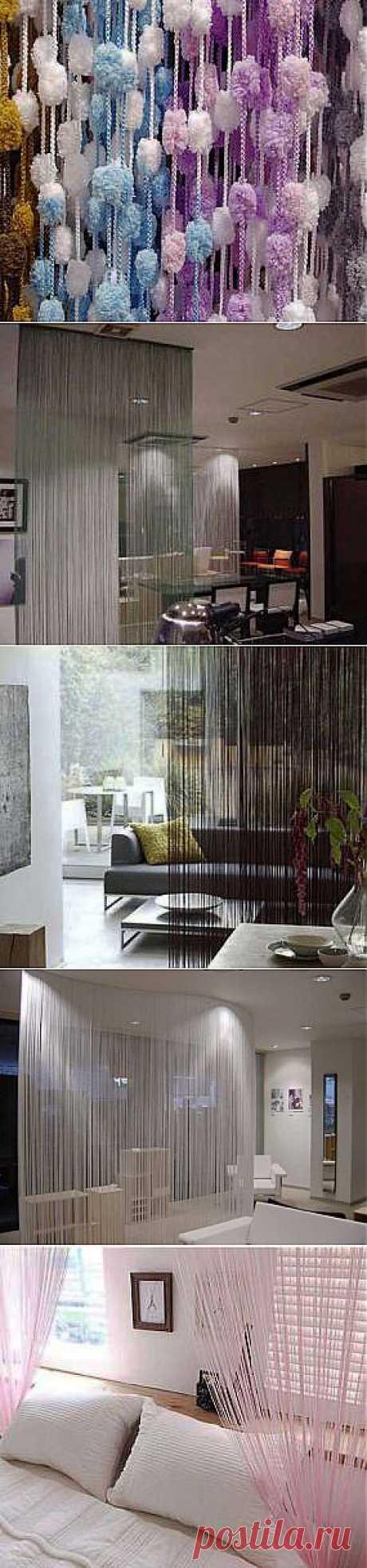Тысяча нитей для украшения вашей квартиры | Наш уютный дом