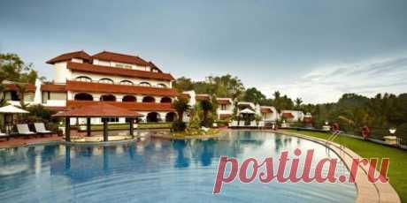 Самые роскошные и лучшие отели Гоа | На всякий случай