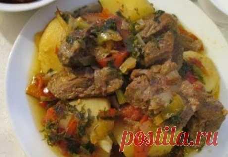 Буглама - густой мясной суп при минимальных затратах времени и сил! Без жарки! | Вперед✔огород | Яндекс Дзен