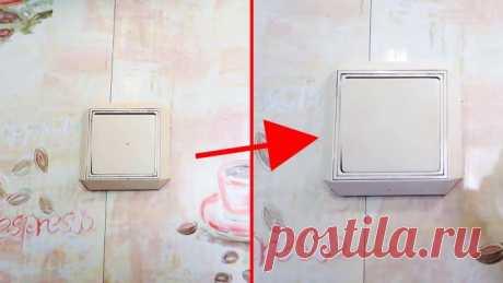 Как убрать желтизну на любом пластике | Сделай Сам - Своими Руками | Пульс Mail.ru Белые пластиковые корпуса холодильников, стиральных и швейных машин, внутренних блоков кондиционеров и прочей бытовой техники с годами становятся...