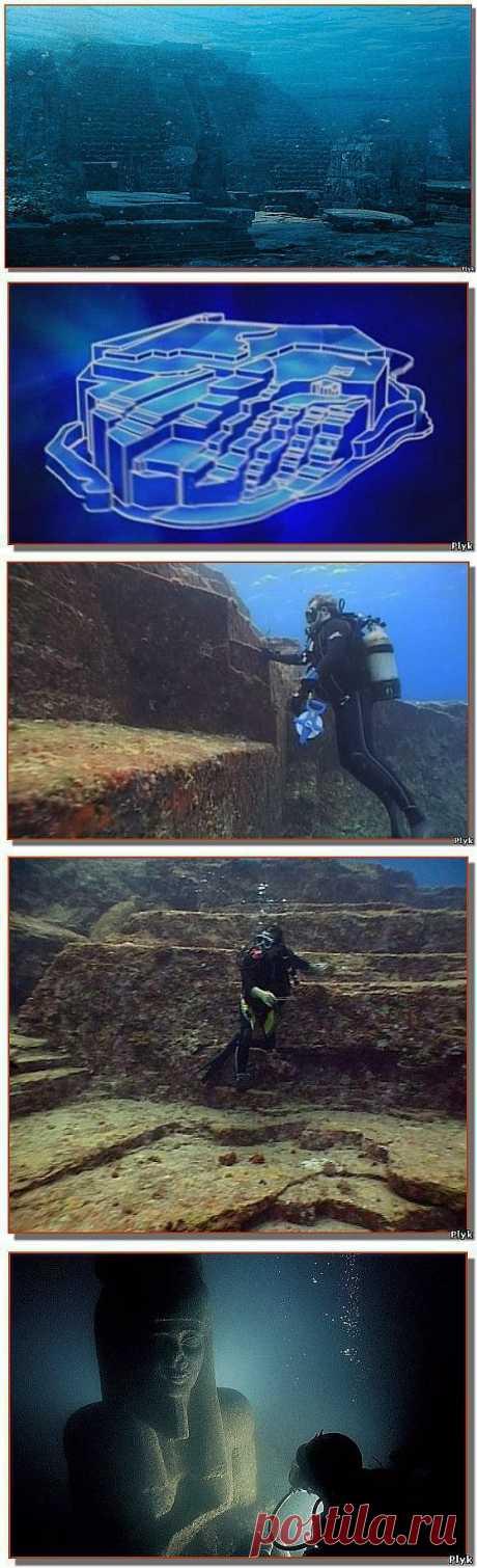 Пирамиды острова Йонагуни | Запретная археология | Плюк - Обо всем на свете помаленьку