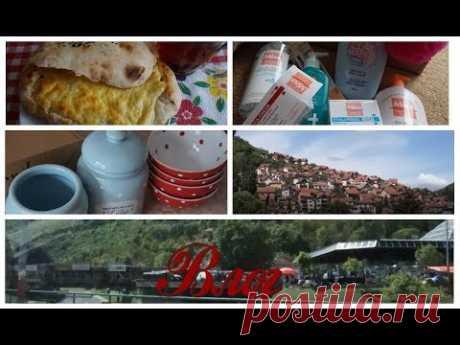 Простая жизнь,завтрак,классный заказ из Lilly, покупки и цены, соседний город - YouTube
