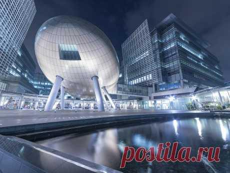 Москва создает инновационный кластер мирового уровня