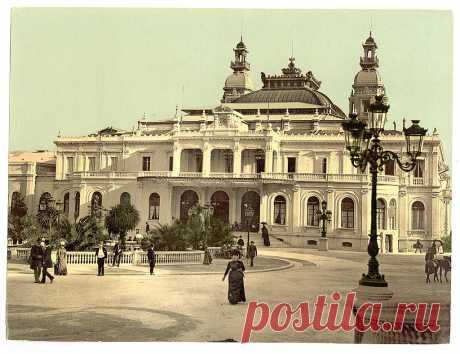 Княжество Монако [1890-1900]