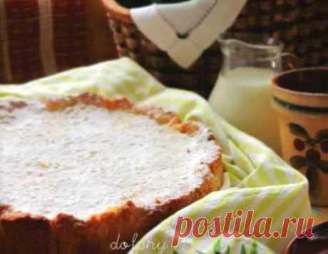 Тосканский рисовый пирог – кулинарный рецепт