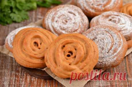Печенье из 3 простых продуктов и за 10 минут в духовке | Совет да Еда | Яндекс Дзен