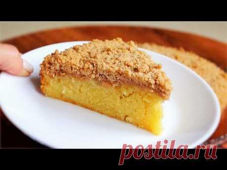 Все ищут этот Рецепт! Он просто Тает во Рту. Пирог как Торт! Мягкий и очень вкусный!