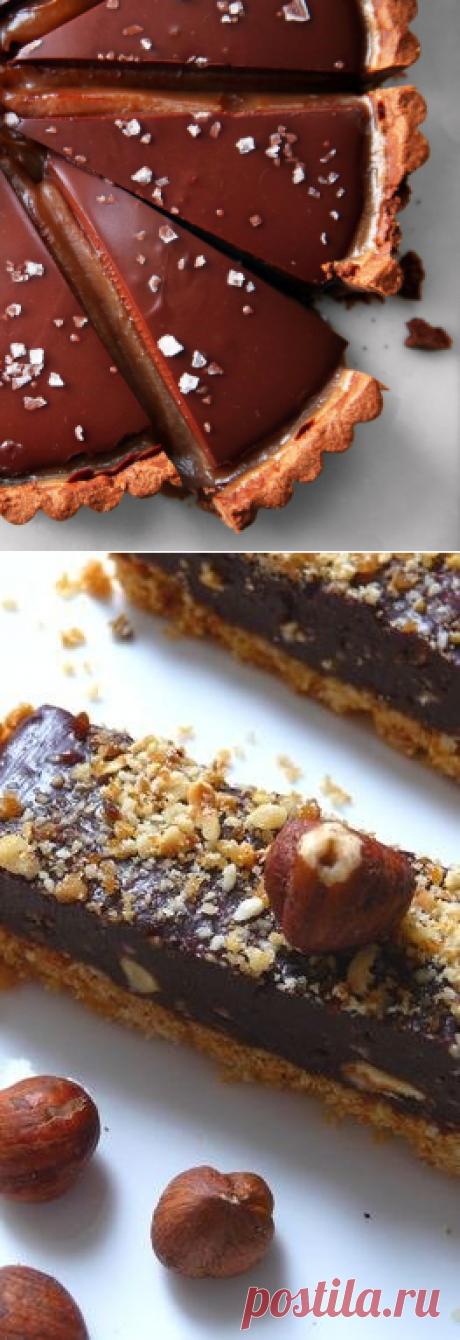 Десерты, торты, выпечка с шоколадом