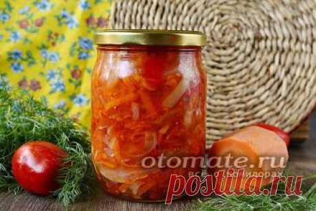 закарпатский салат на зиму