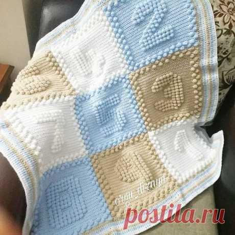 örgü bebek battaniye (2) – Elişi Marketi, Örgü