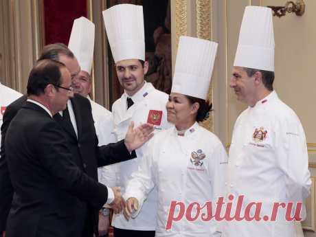 Diễn Đàn MẪU TÂM :: Xem chủ đề - Đệ nhất đầu bếp của Nhà Trắng