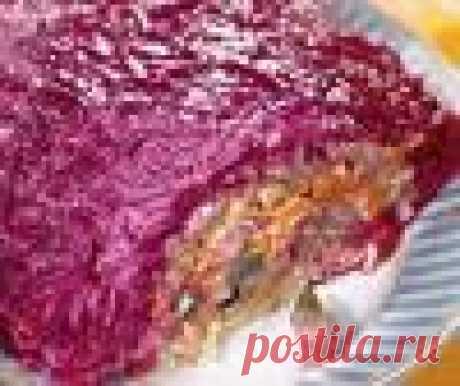 Салат Шуба Самый-самый вкусный салат и ни каких экзотических ингредиентов